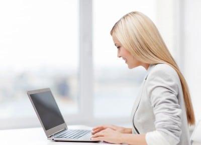 Blogger trademark registration