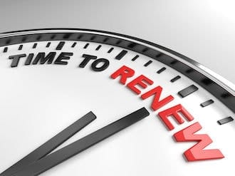 Renew Trademark Registration Form